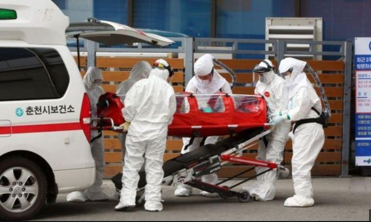 Due pazienti con coronavirus sono morti finora in Corea del Sud