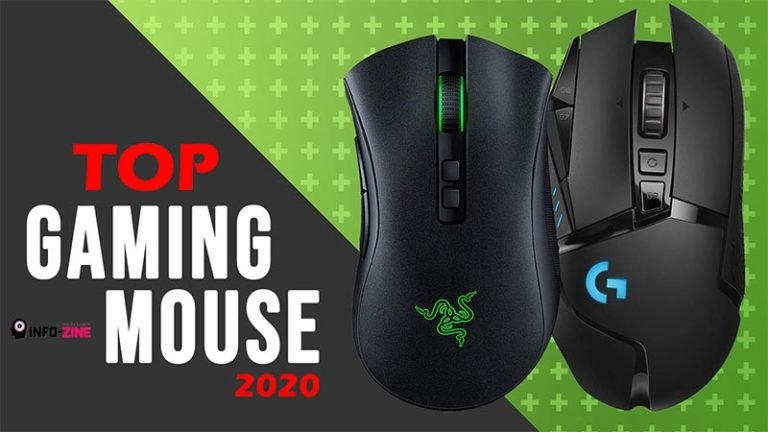 top mouse gaming 2020