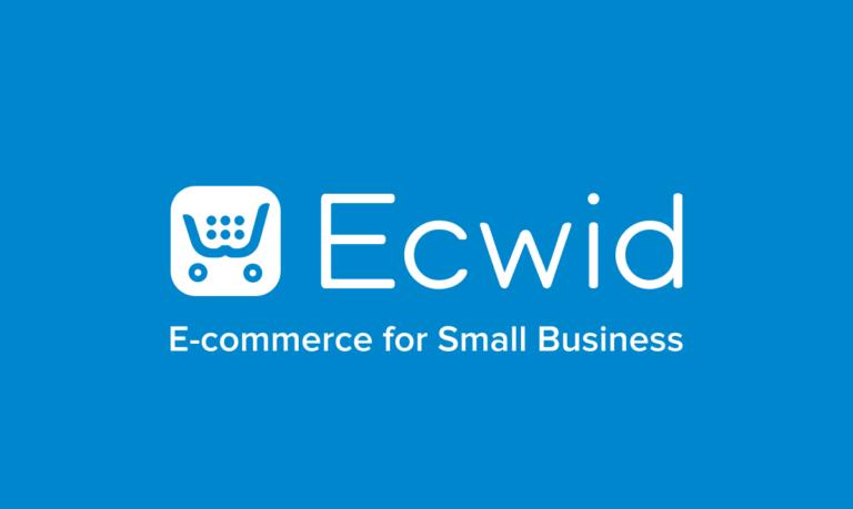 ecwid e-commerce
