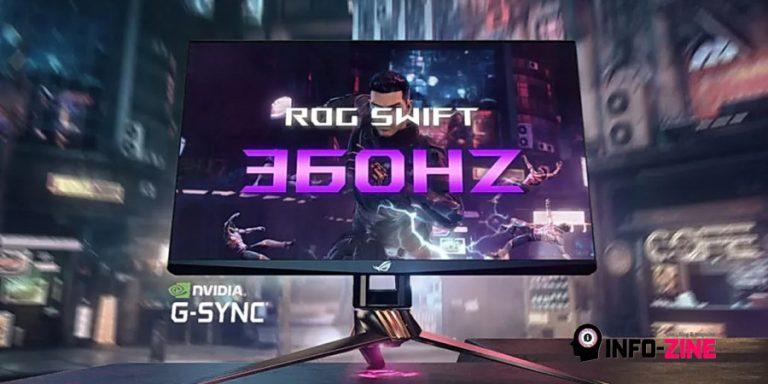 Asus ROG Swift PG259QN